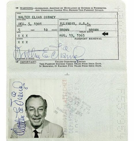 你認識這些護照的主人6
