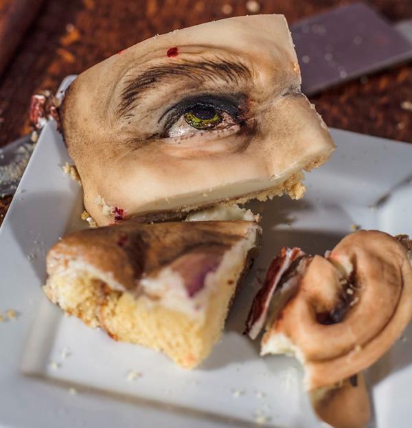 來一塊毛骨悚然的屍體蛋糕吧!8