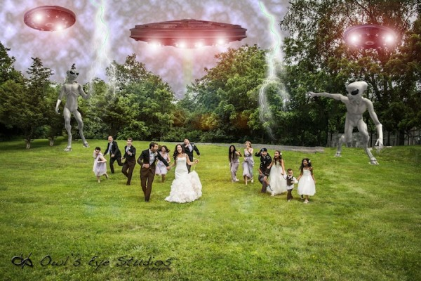 婚紗新趨勢:大家來演戲!1