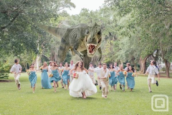 婚紗新趨勢:大家來演戲!3