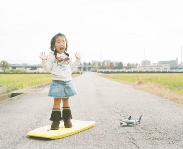 清新搞笑風!超萌小女孩的生活冒險1