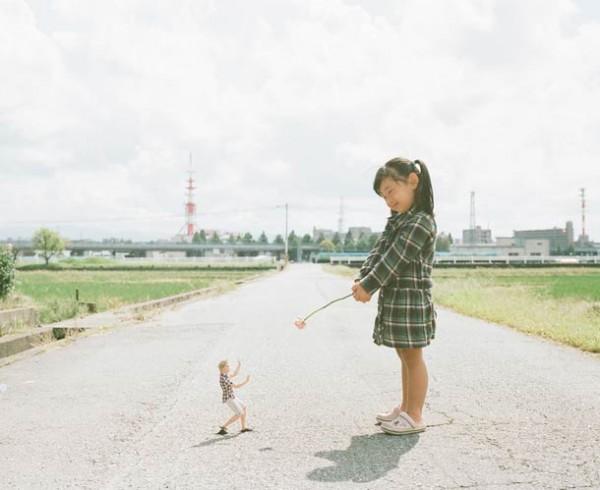 清新搞笑風!超萌小女孩的生活冒險11