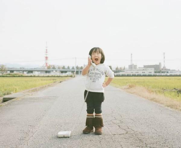 清新搞笑風!超萌小女孩的生活冒險12
