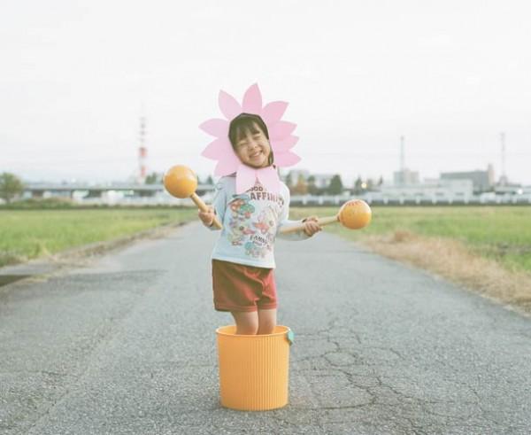 清新搞笑風!超萌小女孩的生活冒險13