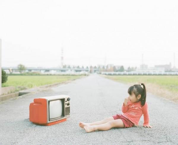 清新搞笑風!超萌小女孩的生活冒險14