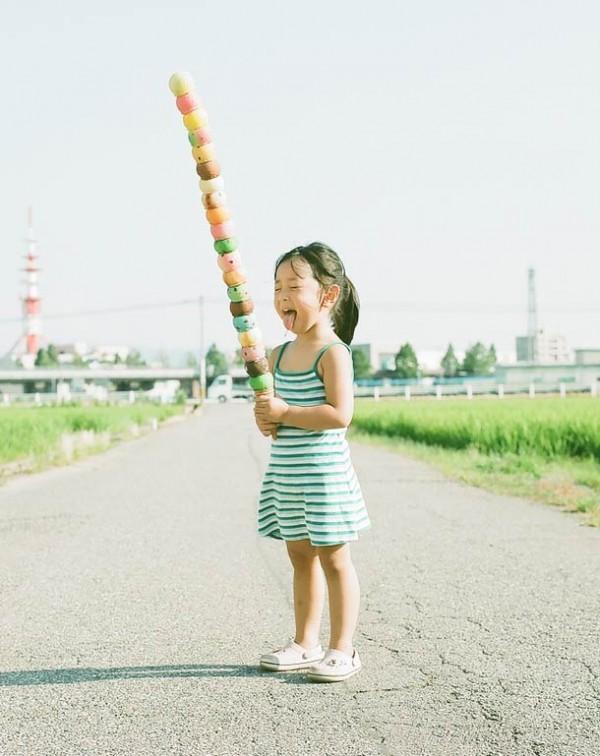 清新搞笑風!超萌小女孩的生活冒險5