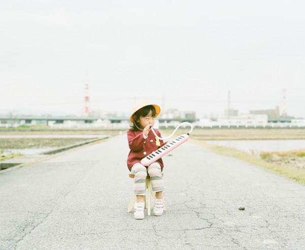 清新搞笑風!超萌小女孩的生活冒險6