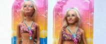 真人比例的芭比娃娃其實還不錯看