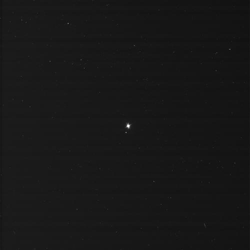 被甩算啥,看看這張土星拍到的地球吧!3