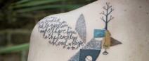 這是你看過最漂亮的刺青嗎?