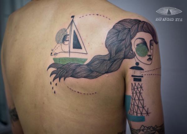 這是你看過最漂亮的刺青嗎?1