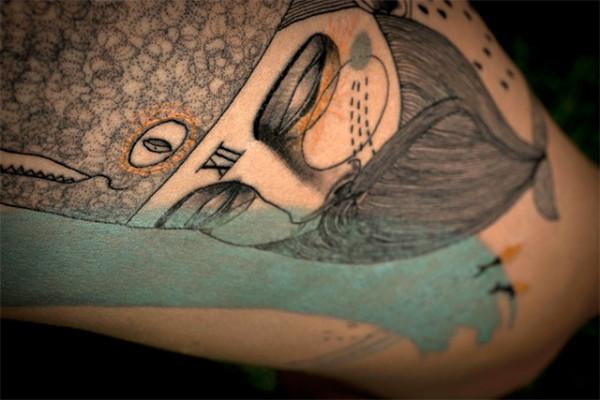 這是你看過最漂亮的刺青嗎?3
