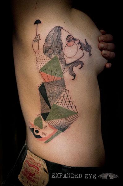 這是你看過最漂亮的刺青嗎?4