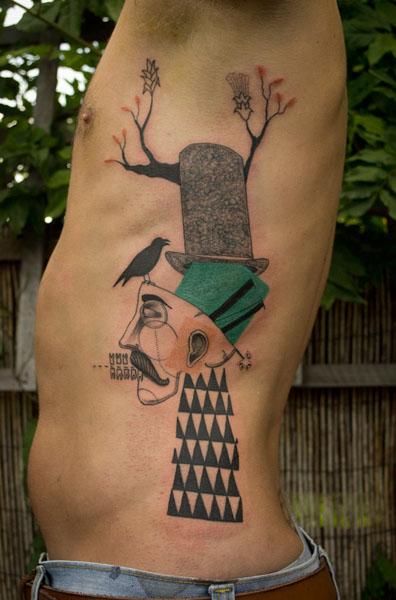 這是你看過最漂亮的刺青嗎?6