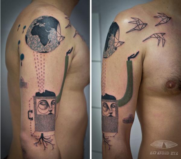 這是你看過最漂亮的刺青嗎?7