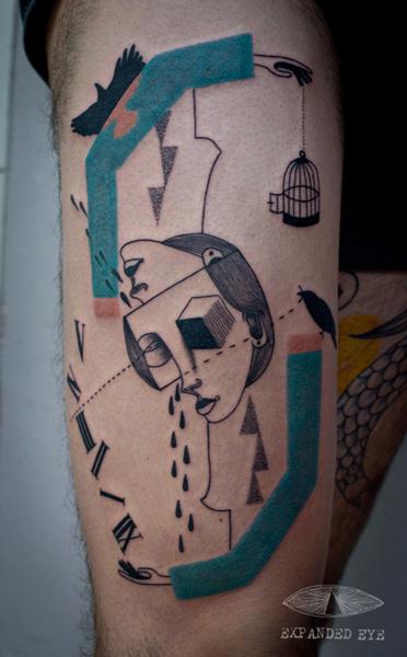 這是你看過最漂亮的刺青嗎?8