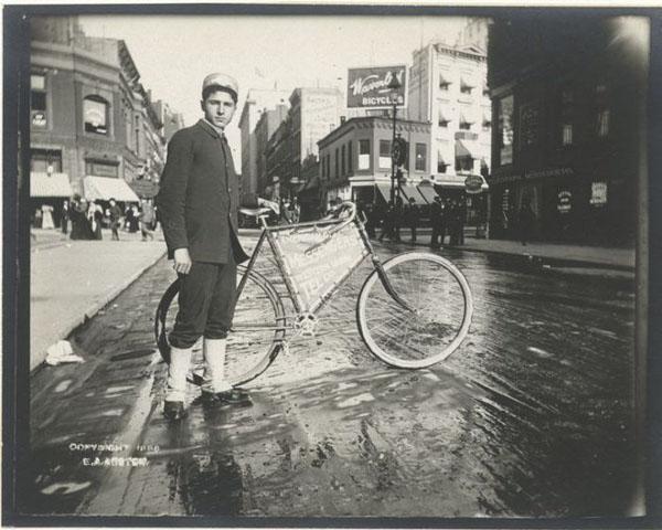 這是19世紀時的紐約1