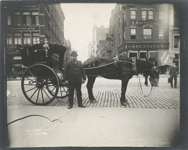 這是19世紀時的紐約12