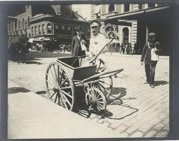 這是19世紀時的紐約13