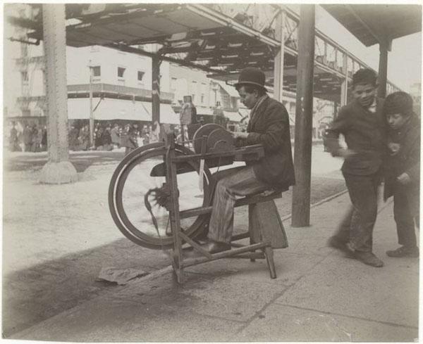 這是19世紀時的紐約14