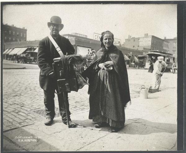 這是19世紀時的紐約16
