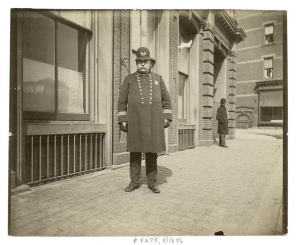 這是19世紀時的紐約5