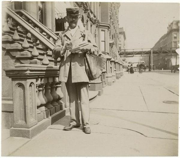 這是19世紀時的紐約6