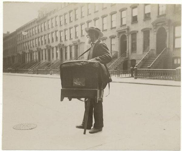 這是19世紀時的紐約7