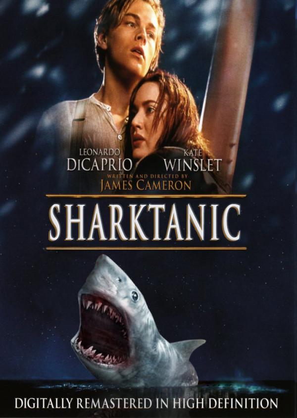 電影海報裡有鯊魚才有賣點1