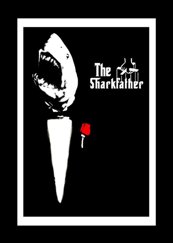 電影海報裡有鯊魚才有賣點2