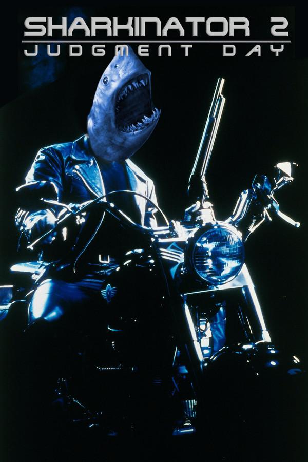 電影海報裡有鯊魚才有賣點3