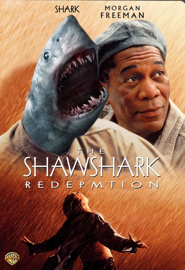 電影海報裡有鯊魚才有賣點4