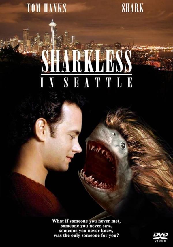 電影海報裡有鯊魚才有賣點5