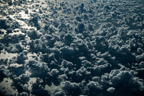 高空限定美景!名副其實的雲海1