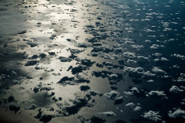 高空限定美景!名副其實的雲海6