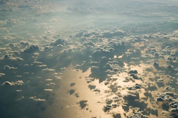 高空限定美景!名副其實的雲海7