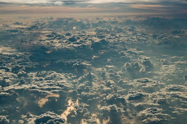 高空限定美景!名副其實的雲海8