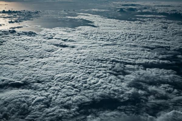 高空限定美景!名副其實的雲海9