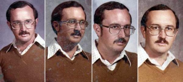 40年來都穿同一套衣服拍畢冊照的老師3