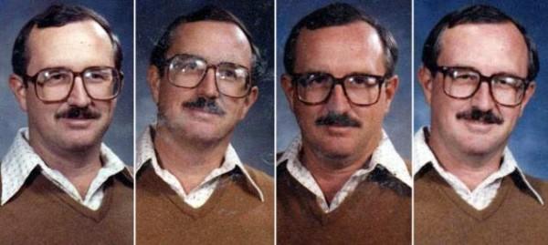 40年來都穿同一套衣服拍畢冊照的老師5