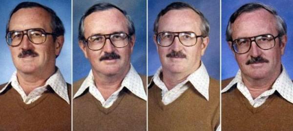 40年來都穿同一套衣服拍畢冊照的老師7