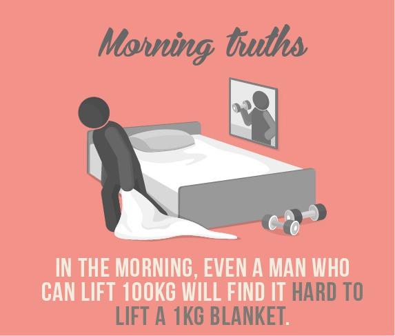 9個為什麼起床這麼難的中肯理由3
