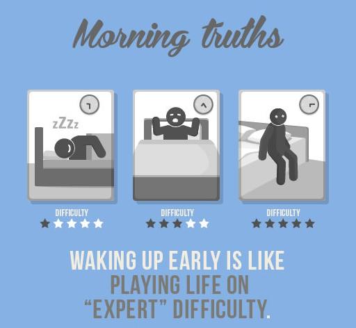 9個為什麼起床這麼難的中肯理由5