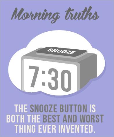 9個為什麼起床這麼難的中肯理由7