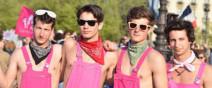 Gay到不行的法國反同性戀人士