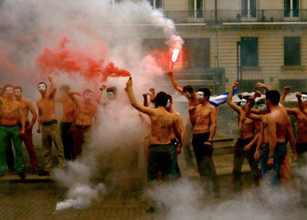 Gay到不行的法國反同性戀人士4