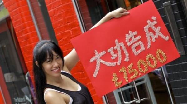 台灣正妹突破老外對中文的恐懼!15