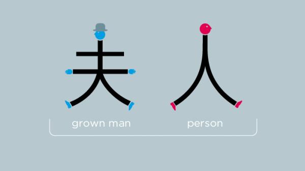 台灣正妹突破老外對中文的恐懼!18