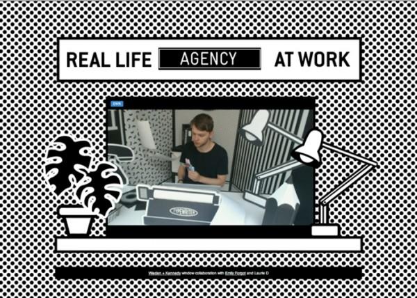在這個辦公室工作,人生是黑白的3