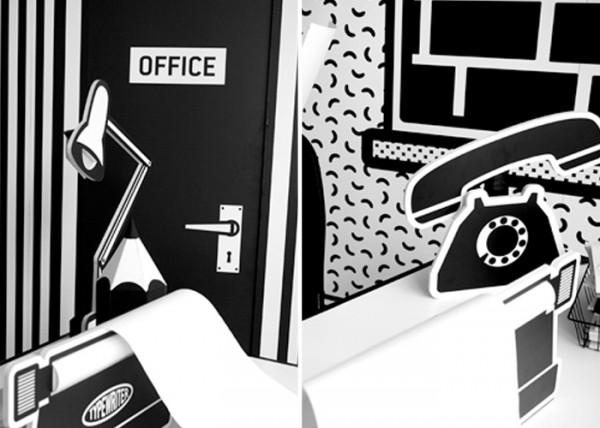 在這個辦公室工作,人生是黑白的4